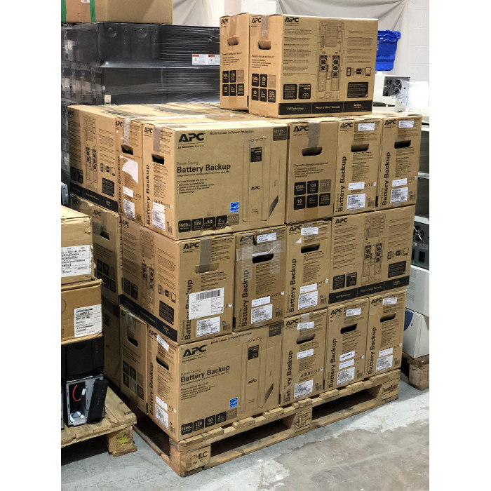 APC BR1500gi In APC box