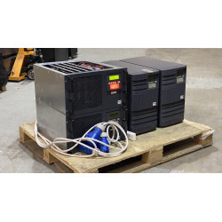 Double conversion 5KVA Rack