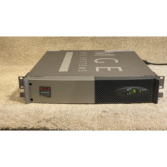 MGE/Eaton Evolution 1250 RT2U
