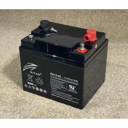 RA12-40 40AH Battery