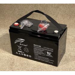 RA12-100 100AH Battery