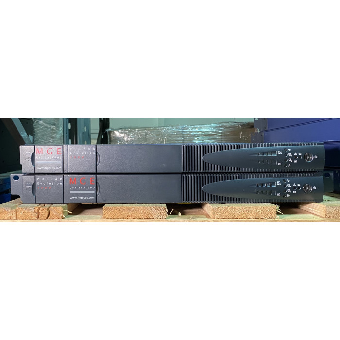 MGE Evolution 1500 Rackmount 1U