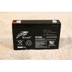 RT680 6V 8AH Battery