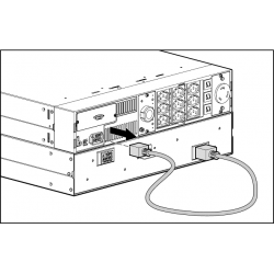 HP R3000XR to EBM cable 216092-001