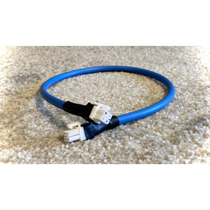 Blue SRT cable