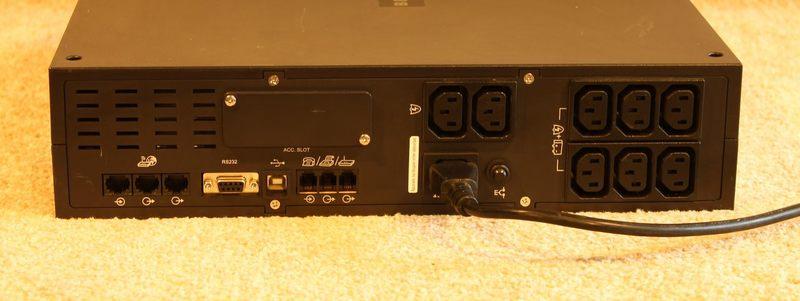 Belkin F6C 1000VA UPS new cells and 12 Month RTB warranty